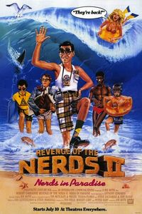 "<strong class=""MovieTitle"">Revenge of the Nerds II: Nerds in Paradise</strong> (1987)"