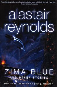 "<em class=""BookTitle"">Zima Blue</em>, Alastair Reynolds"