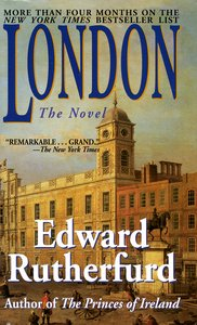 "<em class=""BookTitle"">London</em>, Edward Rutherfurd"