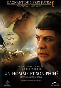 "<strong class=""MovieTitle"">Séraphin: un homme et son péché</strong> [<strong class=""MovieTitle"">Séraphin: Heart Of Stone</strong>] (2002)"