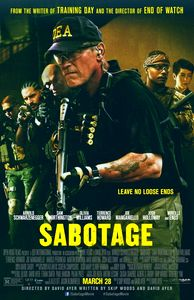 "<strong class=""MovieTitle"">Sabotage</strong> (2014)"