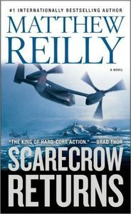 "<em class=""BookTitle"">Scarecrow Returns</em> aka <em class=""BookTitle"">Scarecrow and the Army of Thieves</em>, Matthew Reilly"