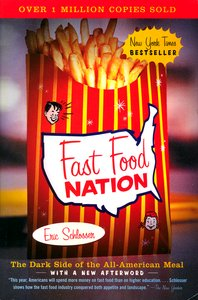 "<em class=""BookTitle"">Fast Food Nation</em>, Eric Schlosser"