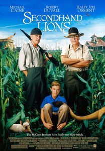 "<strong class=""MovieTitle"">Secondhand Lions</strong> (2003)"