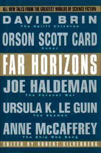 """<em class=""""BookTitle"""">Far Horizons</em>, Ed. Robert Silverberg"""