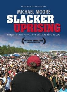 "<strong class=""MovieTitle"">Captain Mike Across America</strong> aka <strong class=""MovieTitle"">Slacker Uprising</strong> (2007)"