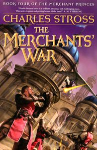 "<em class=""BookTitle"">The Merchants' War</em>, Charles Stross"