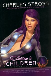 "<em class=""BookTitle"">Saturn's Children</em>, Charles Stross"