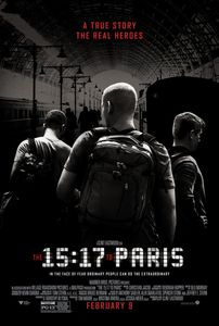 "<strong class=""MovieTitle"">The 15:17 to Paris</strong> (2018)"