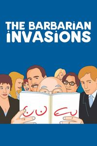 "<strong class=""MovieTitle"">Les Invasions Barbares</strong> [<strong class=""MovieTitle"">The Barbarian Invasions</strong>] (2003)"