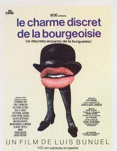 """<strong class=""""MovieTitle"""">Le charme discret de la bourgeoisie</strong> [<strong class=""""MovieTitle"""">The Discreet Charm of the Bourgeoisie</strong>] (1972)"""