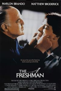 "<strong class=""MovieTitle"">The Freshman</strong> (1990)"