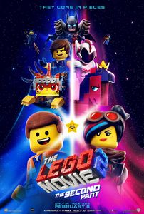 "<strong class=""MovieTitle"">The Lego Movie 2: The Second Part</strong> (2019)"
