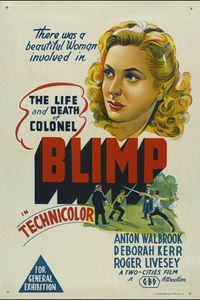 "<strong class=""MovieTitle"">The Life and Death of Colonel Blimp</strong> (1943)"