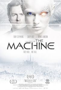 "<strong class=""MovieTitle"">The Machine</strong> (2013)"
