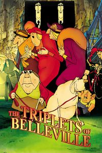"<strong class=""MovieTitle"">Les Triplettes De Belleville</strong> [<strong class=""MovieTitle"">The Triplettes Of Belleville</strong>] (2003)"