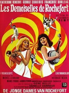 "<strong class=""MovieTitle"">Les demoiselles de Rochefort</strong> [<strong class=""MovieTitle"">The Young Girls of Rochefort</strong>] (1967)"