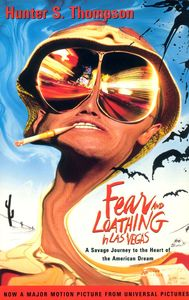 "<em class=""BookTitle"">Fear and Loathing in Las Vegas</em>, Hunter S. Thompson"
