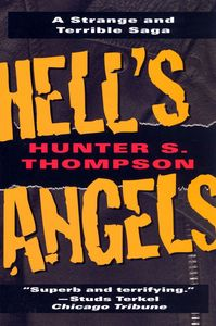 "<em class=""BookTitle"">Hell's Angels</em>, Hunter S. Thompson"