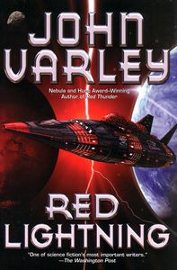 "<em class=""BookTitle"">Red Lightning</em>, John Varley"