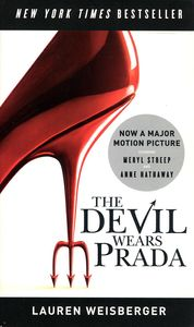 "<em class=""BookTitle"">The Devil Wears Prada</em>, Lauren Weisberger"