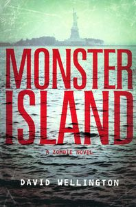 "<em class=""BookTitle"">Monster Island</em>, David Wellington"