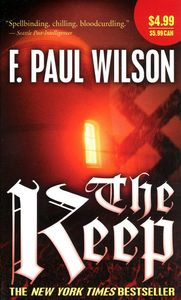 "<em class=""BookTitle"">The Keep</em>, F. Paul Wilson"