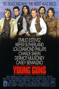 "<strong class=""MovieTitle"">Young Guns</strong> (1988)"