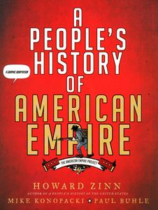"<em class=""BookTitle"">A People's History of American Empire</em>, Howard Zinn"